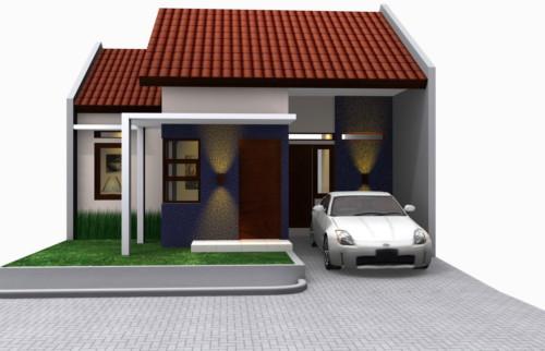 48 Gambar Rumah Minimalis Ada Garasi Mobil HD Terbaik