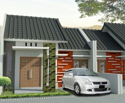 esain Garasi Mobil Rumah Minimalis 7 - 23 Desain Garasi Mobil Rumah Minimalis Kecil Terlengkap 2018