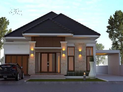 Model Rumah Minimalis 2018 4 - 35 Model Rumah Minimalis 2018 yang Banyak Diminati