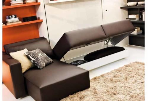 Desain Tempat Tidur Lipat Minimalis