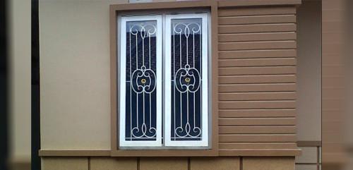 Harga Teralis Jendela Minimalis 4 - Model Teralis Jendela Rumah Minimalis Modern Terbaru 2019