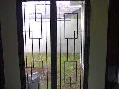 Harga Teralis Jendela Minimalis 5 - Model Teralis Jendela Rumah Minimalis Modern Terbaru 2019