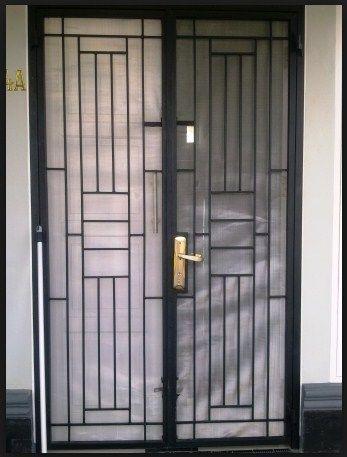 Gambar Teralis Pintu Minimalis Modern 6 - 22 Gambar Teralis Pintu Minimalis Rumah Modern 2018