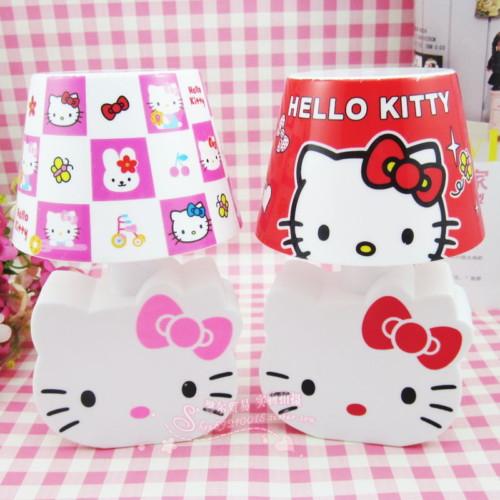 Pernak pernik Hello Kitty - 25 Desain Gambar Kamar Tidur Hello Kitty Anak Perempuan