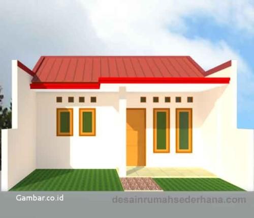 Desain Rumah Minimalis Type 21 Kecil dan Mungil 7 - 16 Desain Rumah Minimalis Type 21 Kecil dan Mungil