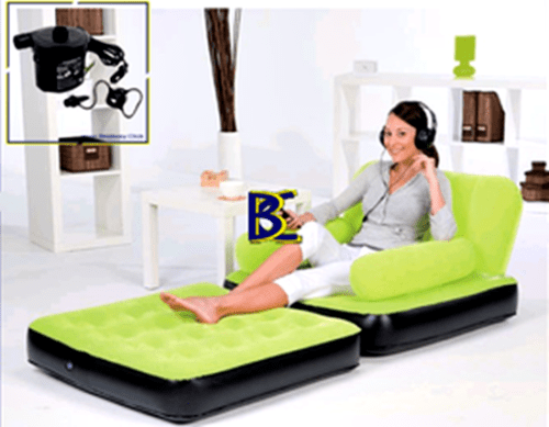 Sofa Bed 2 in 1 Bestway - 20+ Model Sofa Bed Minimalis dan Harganya Terbaru
