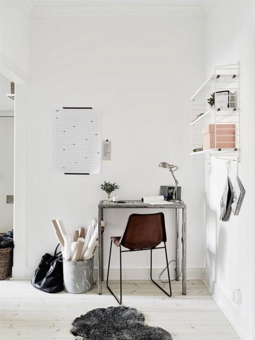 ruang kerja di rumah minimalis - Ruang Kerja Minimalis, Produktifitas Maksimalis
