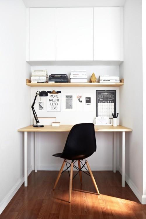 ruang kerja minimalis - Ruang Kerja Minimalis, Produktifitas Maksimalis