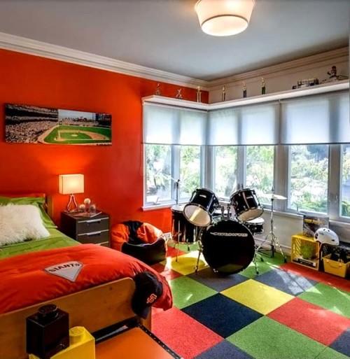 tegel kamar tidur kamar anak ramai - 21+ Motif Tegel Kamar Tidur Minimalis Pilihan