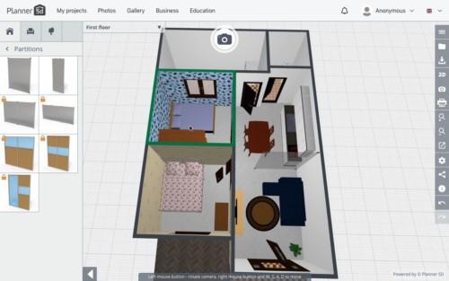 Langkah Desain 3D 13 - 7 Langkah Mudah Buat Sendiri Denah Rumah Minimalis