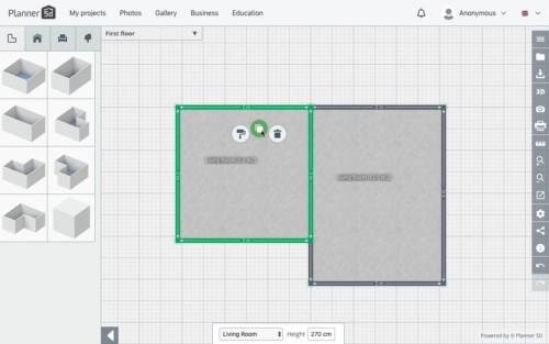 Langkah Desain Ruangan 5 - 7 Langkah Mudah Buat Sendiri Denah Rumah Minimalis