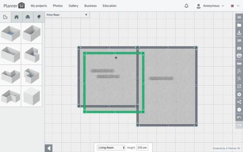 Langkah Desain Ruangan 6 - 7 Langkah Mudah Buat Sendiri Denah Rumah Minimalis