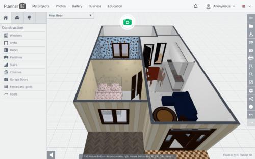 Langkah Desain share 4 - 7 Langkah Mudah Buat Sendiri Denah Rumah Minimalis