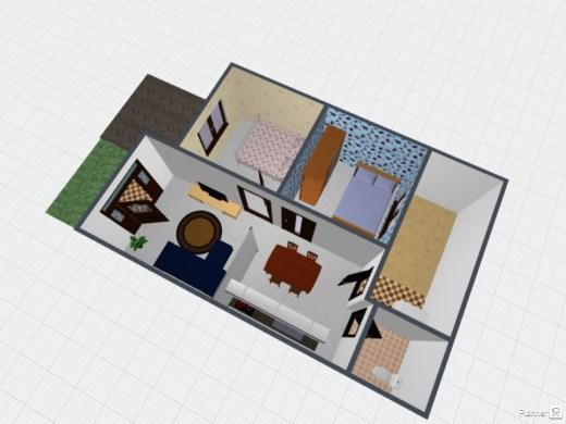 desain rumah 3D 2 - Rangkuman Desain Rumah Minimalis Terbaik 2018