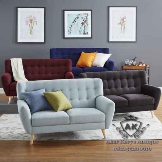 Scandinavian Sofa Minimalis - Jangan Takut Beli Sofa Minimalis Online, Ini Rahasianya!
