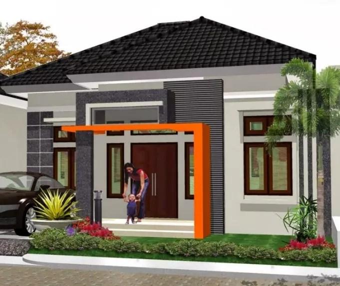 27 Desain Rumah Minimalis Type 36 Modern Terbaru 2019 Rumahpedia