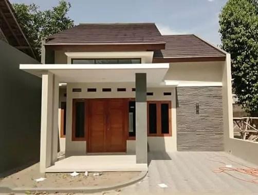 20 Desain Rumah Minimalis Modern 1 Lantai Terbaik 2019 Rumahpedia