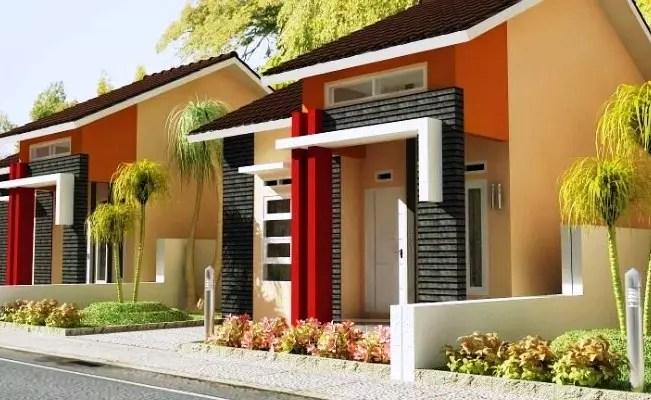 25 Kombinasi Warna Cat Rumah Terbaru 2019 Modern Rumahpedia