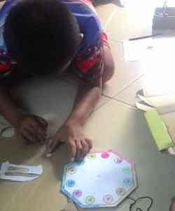 Kriya Kreasi Membuat Jam dinding