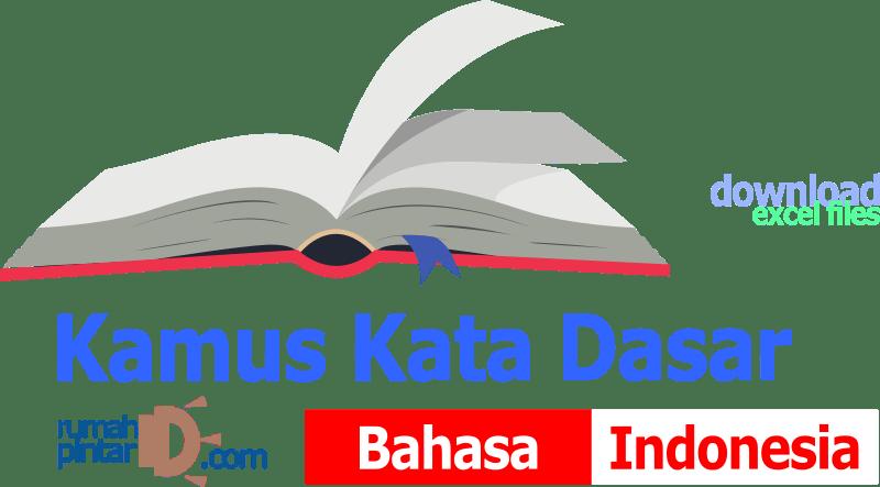 kamus kata dasar bahasa indonesia