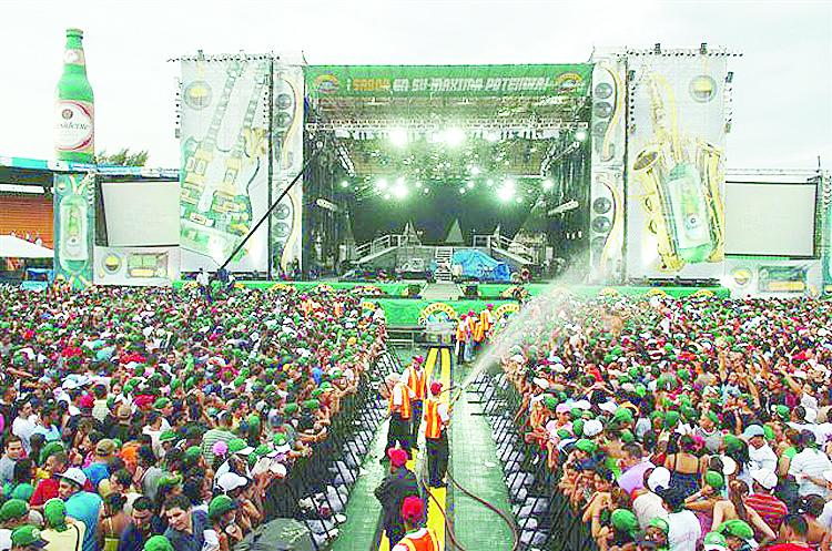 Festival Presidente será los días 3, 4 y 5 de noviembre