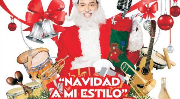 Tito Nieves – Navidad a Mi Estilo (Cd/Album) 2017