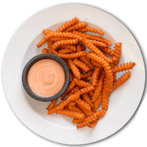 Rumbi Sweet Potato Fries