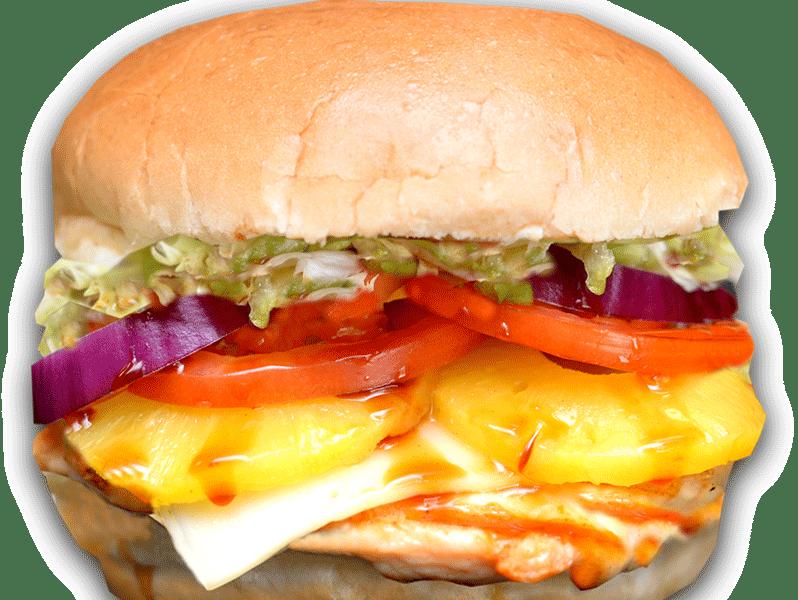Rumbi Grill Island Chicken Sandwich