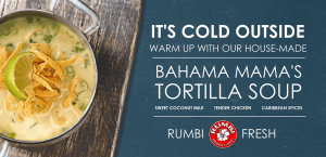 Rumbi Island Tortilla Soup