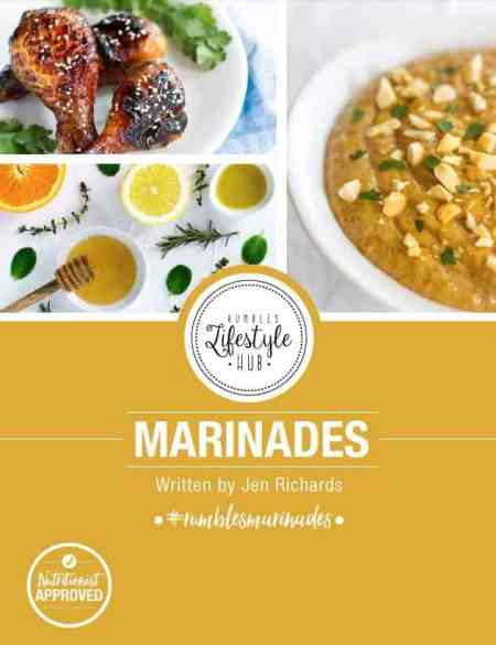 marinades recipes paleo