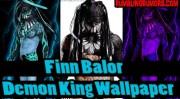 Finn Balor Demon King Wallpaper!