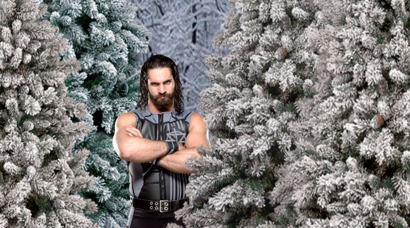2016 WWE CHRISTMAS WALLPAPERS & BACKGROUNDS! (FREE)