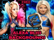 ALEXA BLISS HD BACKGROUNDS & WALLPAPERS!