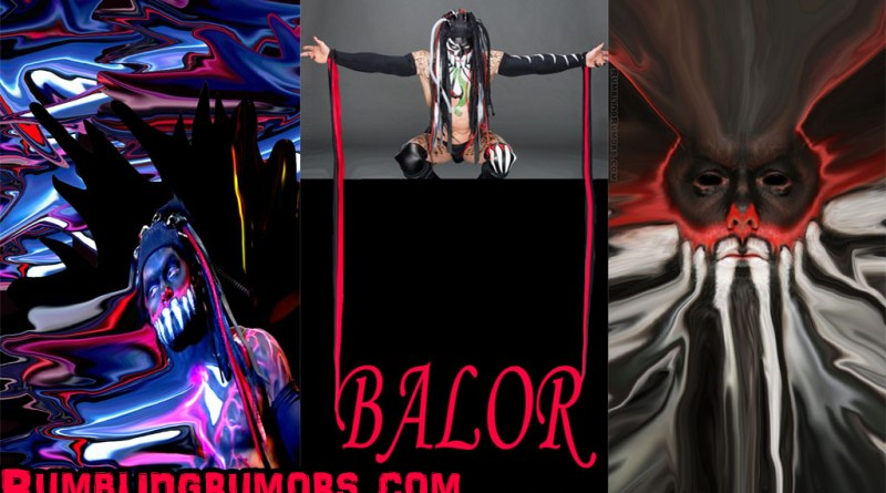 15 Epic Finn Balor Backgrounds!