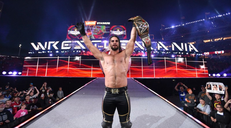 Seth Rollin's May Miss 2nd Wrestlemania Due To Injury.