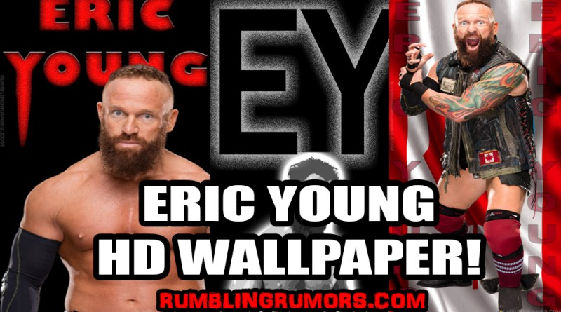 WWE's Eric Young HD Wallpaper!