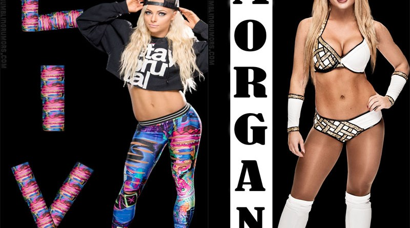 NXT Star, LIV Morgan Wallpapers & Backgrounds!