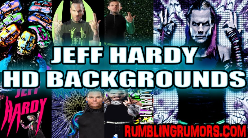 Jeff Hardy HD Backgrounds!