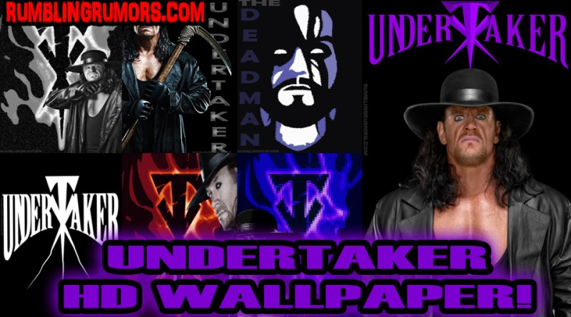 UNDERTAKER HD WALLPAPER!
