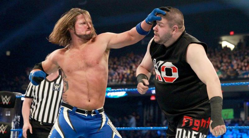 "Backstage News on ""Botched"" Finish of the AJ Styles vs. Kevin Owens Match."