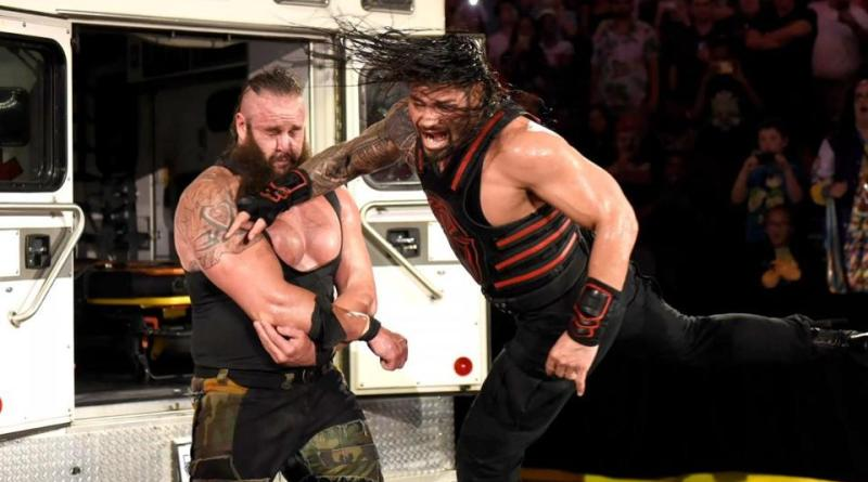WWE Releases Statement On Braun Strowman's Condition.