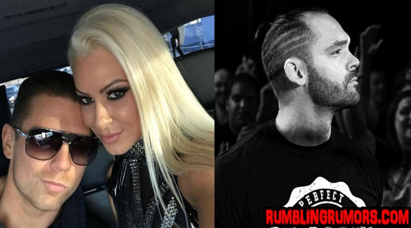 The Miz and Tye Dillinger Social Media Argument Just Got Real.