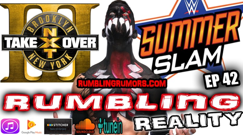 """Demon"" Finn Balor, Corbin Losing MITB, WWE 2K18, NXT Takeover Brooklyn III, SummerSlam & More!"