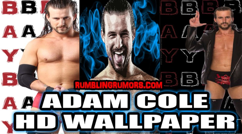 Adam Cole HD Wallpapers!