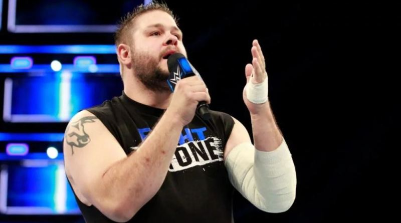 Breaking: Kevin Owens to Miss The Rest of WWE South American Tour Due.