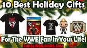 10 Best Holiday Gifts for the WWE Fan in Your Life!