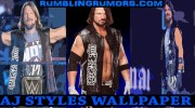 AJ Styles Wallpaper & Backgrounds!