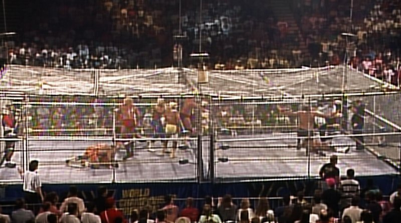 No Roof On NXT WarGames Cage & WWE Has Changed The Old Rules.