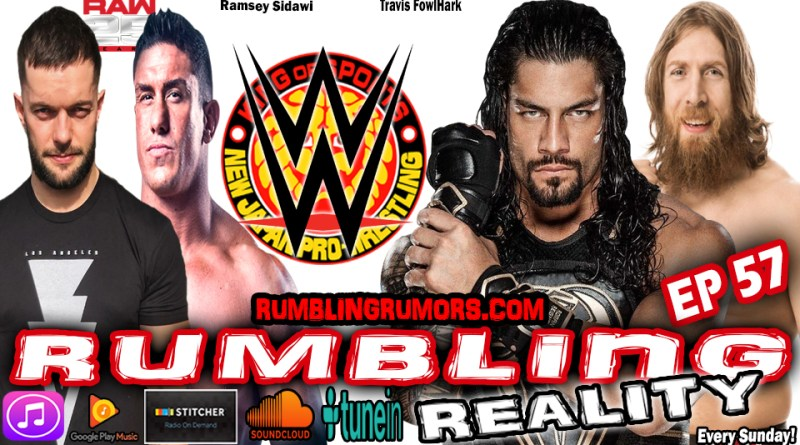 Something In the Works With WWE & NJPW, Balor Club Going Heel & More!