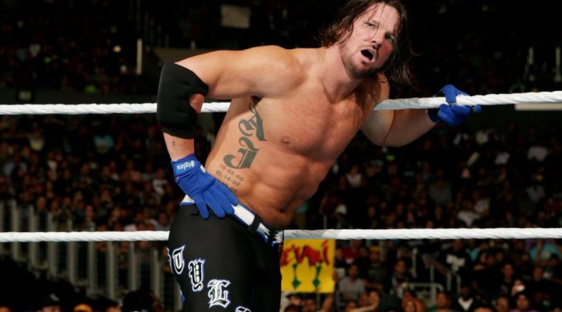 AJ Styles Injury Status; Wrestlemania 34 Match in Jeopardy?